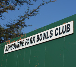 Your District Council has stepped in with partners to create a new pavilion for Ashbourne Park Bowls Club.