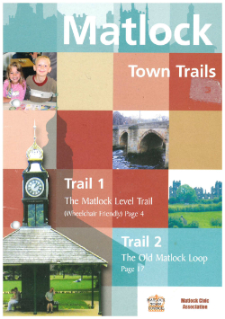 Matlock Town Trails