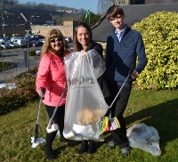 Derbyshire Dales District Council has once again pledged its support for this year's Great British Spring Clean, run by environmental charity Keep Britain Tidy.