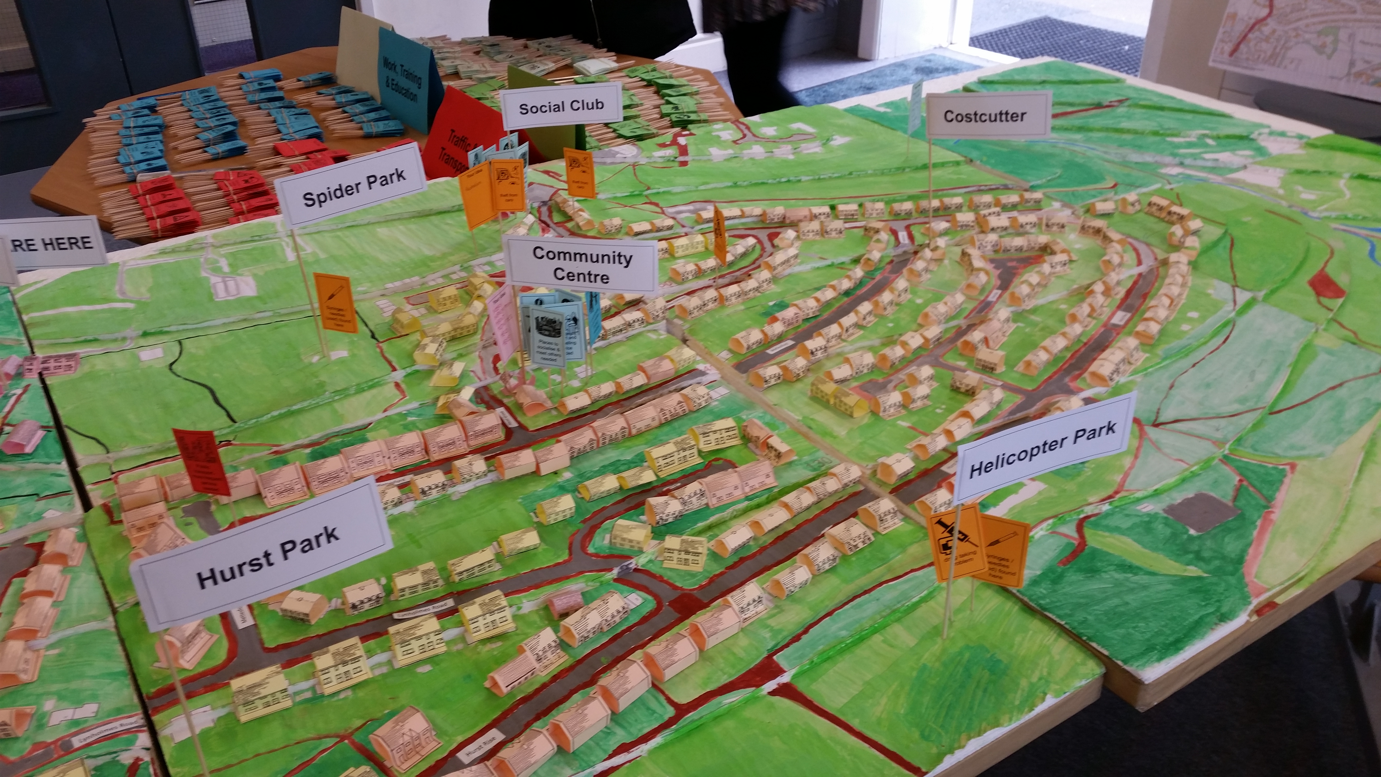 Hurst Farm Consultation 1