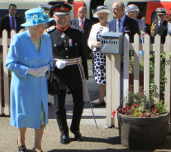 Lord Lieutenant and Queen 249px