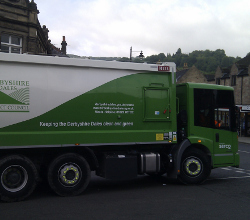 BIN COLLECTIONS | Unsurprisingly, although all our bin crews have been out today (Friday 8 November) as usual, they have experienced problems with collections in Baslow, Beeley, Darley Dale, Edensor, Rowsley and Stoney Middleton due to road closures and flood water.