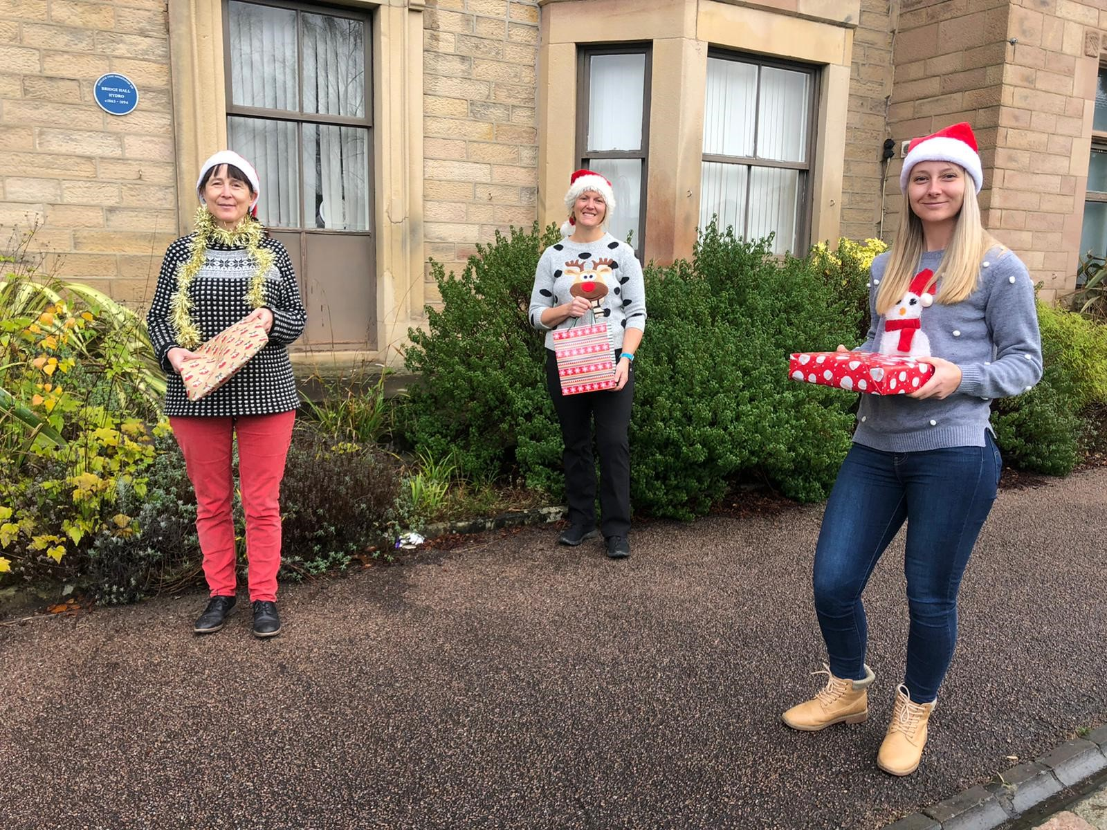 Derbyshire Dales District Council has launched a series of initiatives to help vulnerable families in the district over the Christmas period.