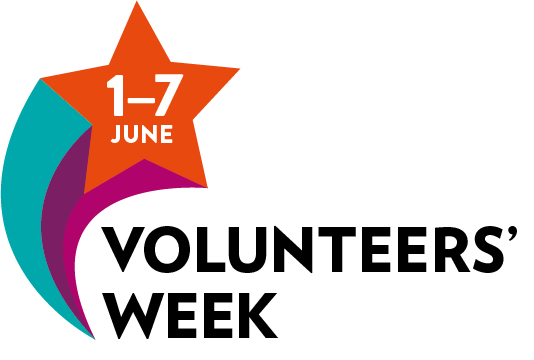 Volunteers' Week is an annual celebration of the fantastic contribution millions of volunteers make across the UK – and it's taking place from 1-7 June 2020.