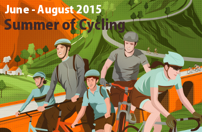 Summer of Cycling 2015