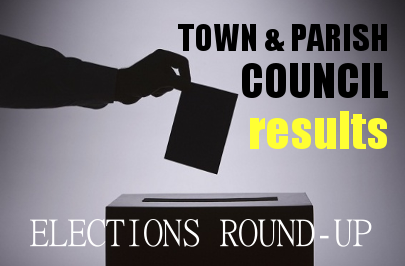 Town & Parish Council election results