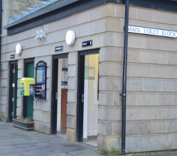 As agreed, the reopening of Derbyshire Dales District Council's public toilets has been reviewed after two full weeks of operation - and from this Friday (10 July) opening hours will be extended.