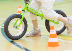 Find out about the UK's first learn to cycle programme