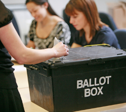 Students and other people who have more than one residential address are being reminded they can only vote once in the general election on 12 December.