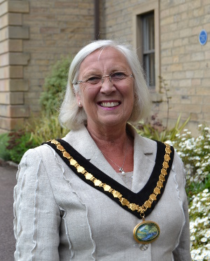 Cllr Carol Walker 1 Chairman of the District