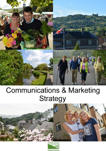 Communications  Marketing Strategy adopted September 2014