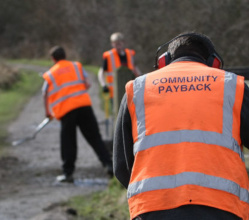 Your District Council is to launch a Community Payback Scheme to tackle improvement projects in the Derbyshire Dales that we don't currently have the capacity to undertake.