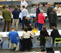 View the results from the six Derbyshire Dales divisions in the County Council elections on 4 May. The average turnout across the Dales was 44.3%.