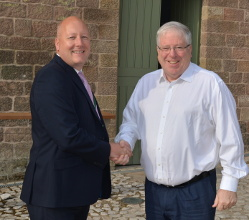 Strategic discussions - including business growth and Brexit - were on the agenda as some of the biggest companies in the Derbyshire Dales met for a business breakfast this week in Cromford.