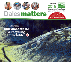 Dales Matters Autumn2016 cover