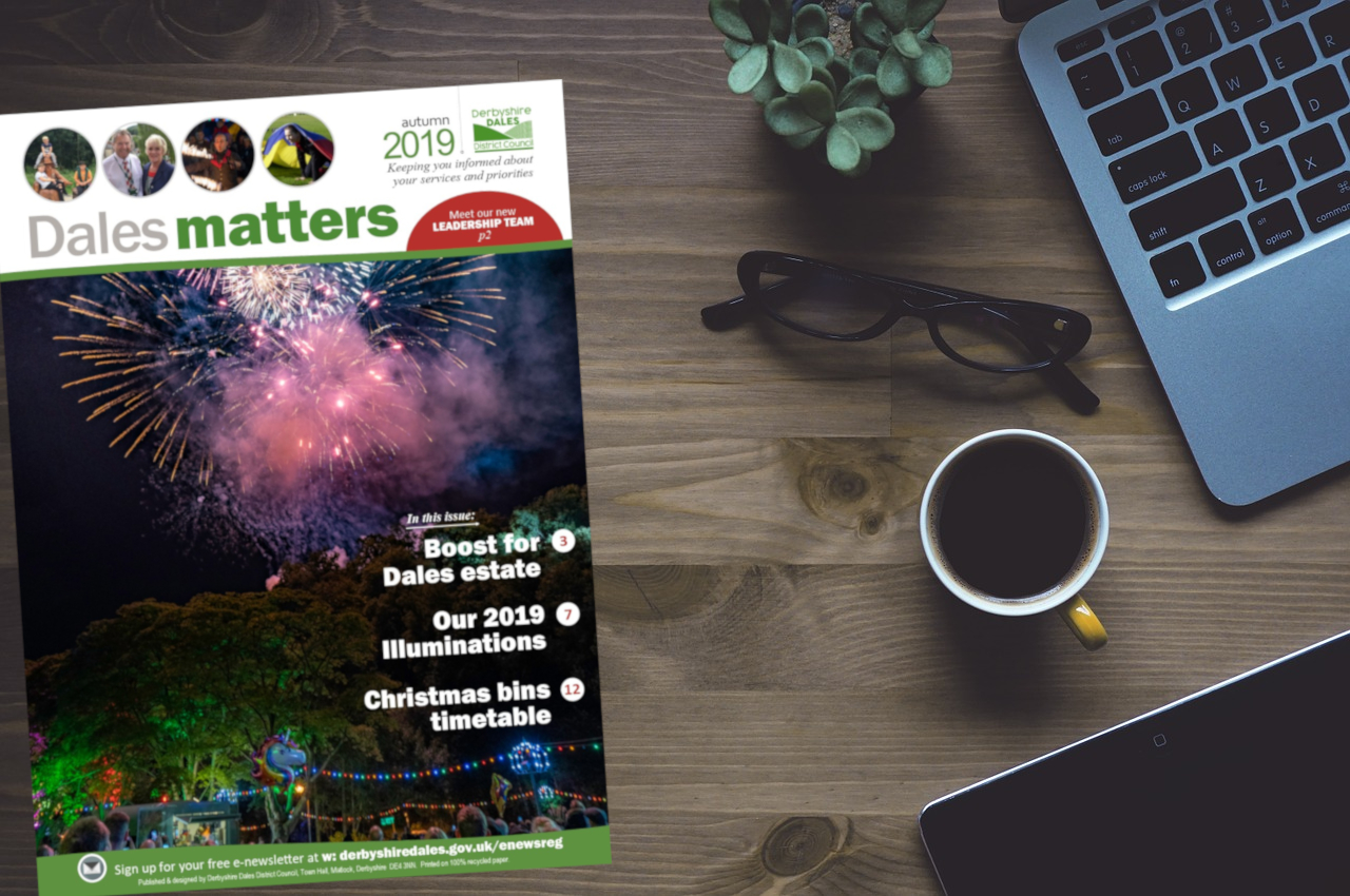 Dales Matters autumn 2019 edition