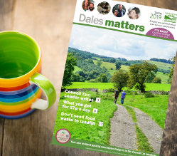 The Spring edition of our Dales Matters publication is dropping through letterboxes across the Derbyshire Dales this week.