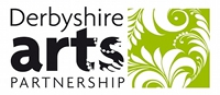 The Derbyshire Arts Partnership logo