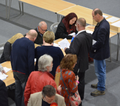 Counting of votes for the 10 town and parish councils contested in the Derbyshire Dales on 2 May took place on the afternoon of Friday 3 May. Here are the results.