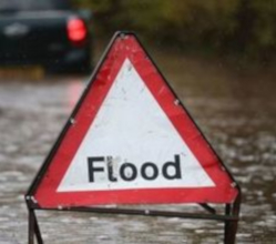A Flood Alert has been issued by the Environment Agency for the River Wye in Derbyshire.
