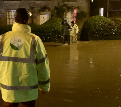 Local businesses and residents affected by the recent floods who believe they may be entitled to business rate or council tax relief announced by Central Government are encouraged to submit their details to us.