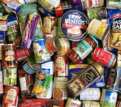 At the end of another financial year Derbyshire Dales District Council is donating more than £3,000 in unspent grants from 2019/20 to two local food banks.