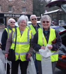 Your District Council is once again supporting this year's Keep Britain Tidy backed initiative which launched on 22 March, running until 23 April.