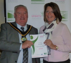 Helen Watts - Volunteer of the Year