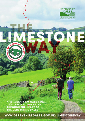 Limestone Way 2018 front cover