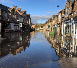 Your District Council is to continuing to engage with local businesses that need immediate relief and support following last week's floods.