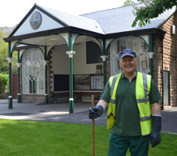 A crumbling toilet block in mini resort Matlock Bath has been transformed thanks to an upgrade by your District Council.