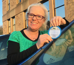 A parking permit allowing local residents to park free in Derbyshire Dales District Council car parks for 19 hours every day is in the post this week.