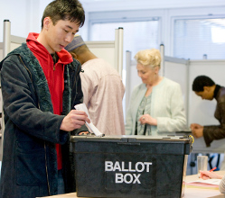 There are two important deadlines today (Tuesday 26 November) for the upcoming Parliamentary Elections.