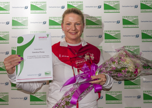2014 Sportsperson of the Year Caroline Povey (photo: xciteimages.com)