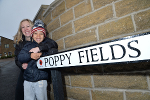 Poppy Fields residents Deborah and Kristian Shimwell