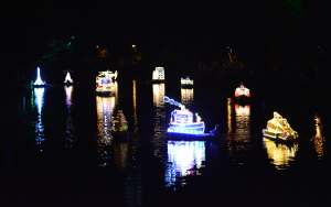 Boats on the river 2015