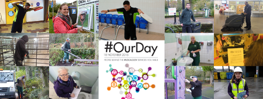 #OurDay montage