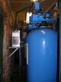 Private water supply treatment