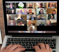 We've improved the way local people can participate in our virtual council meetings.