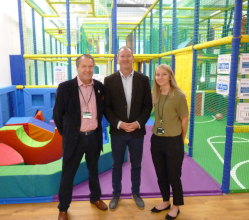 Brand new refurbishments are now up and running at Arc Leisure Matlock, which is operated by Freedom Leisure on behalf of your District Council.