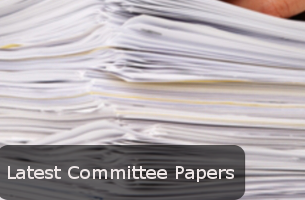 Latest Committee papers