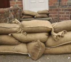 UPDATE 11pm Thursday | Flooding is serious in some parts of our district and we have a small team of District Council volunteers sandbagging in areas of most need.