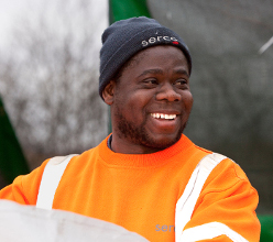 Our waste and recycling crews are working on Saturday 31 August to catch up with the bank holiday.