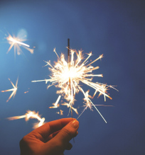 It's set to be a different sort of Bonfire Night as the country goes into new Covid restrictions. It's likely to mean more activity in gardens in the absence of organised displays - so please be #fireworksafe and be a good neighbour.