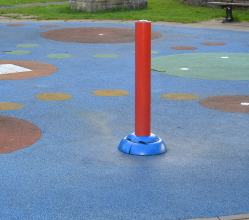 Some bad news for a hot weekend... our engineers have inspected the splash pads in our Ashbourne Recreation Ground today (6 July) and unfortunately there is no quick fix.