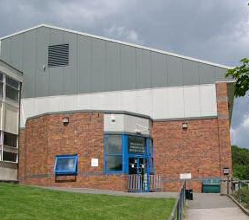 Work starts on 25 June to install a new top quality floor in the sports hall at your District Council
