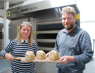 Wye Bakery in Bakewell has plans to grow with help from our business advice service.
